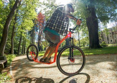 Wypożyczalnai rowerów w Kudowie