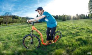 wypożyczalnia rowerów i hulajnog w Kudowie