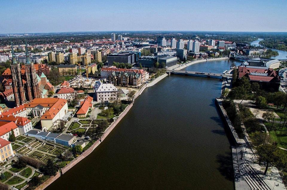 Breslau Stadtführung