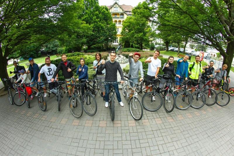 Relacja z wycieczki rowerowej zorganizowanej przez naszą wypożyczalnię.