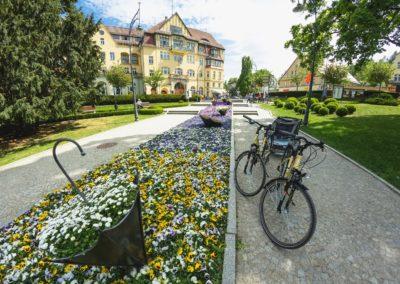 Kudowa-Zdrój wycieczki rowerowe