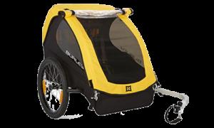 przyczepki rowerowe dla dzieci _kudowa