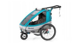 przyczepka do roweru dla dzieci