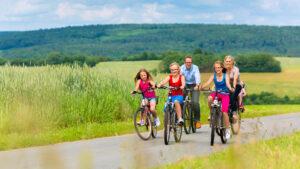 wycieczki rowerowe w górach