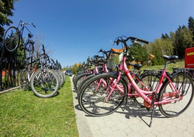 Wypozyczalnia rowerów Kudowa_Polanica_Duszniki