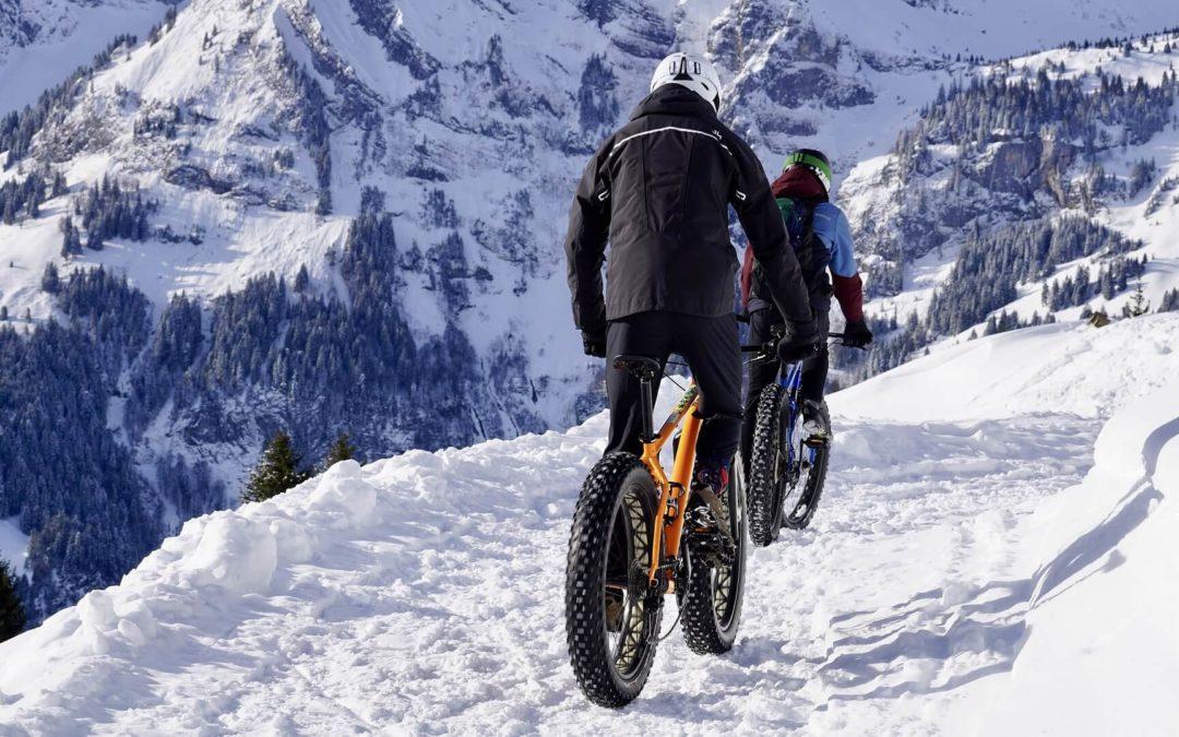 Zimą na rower? Jasne, że tak, ale…